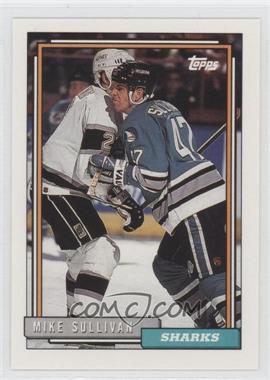 1992-93 Topps #282 - Mike Sullivan