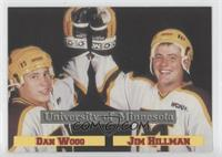 Jim Hillman, Dan Woog