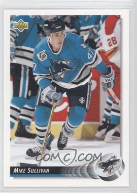 1992-93 Upper Deck - [Base] #46 - Mike Sullivan