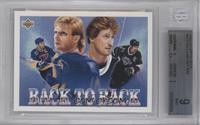 Brett Hull, Wayne Gretzky [BGS9]