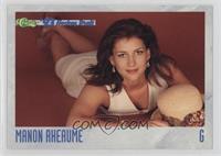 Manon Rheaume /15000