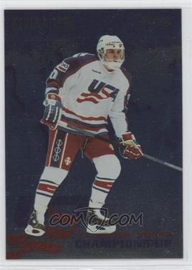 1993-94 Donruss - USA World Junior Championship #USA 9 - Kevin Hilton