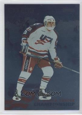1993-94 Donruss USA World Junior Championship #9 - Ken Hitchcock