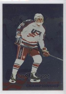 1993-94 Donruss USA World Junior Championship #USA 9 - Kevin Hilton