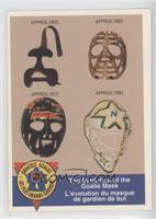 The Evolution of the Goalie Mask