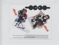 Wayne Gretzky, Kelly Hrudey