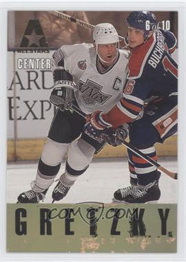 1993-94 Leaf Gold Leaf All-Stars #6 - Wayne Gretzky, Doug Gilmour