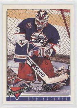 1993-94 O-Pee-Chee Premier #161 - Bob Essensa - Courtesy of COMC.com