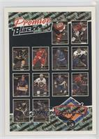 Checklist, Eric Lindros, Ed Belfour, Ray Bourque, Steve Yzerman, Andrei Kovalen…