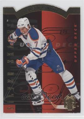1993-94 Upper Deck - SP Silver Skates - Gold #R9 - Jason Arnott