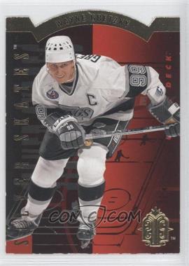 1993-94 Upper Deck SP Silver Skates Gold #R1 - Wayne Gretzky