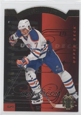1993-94 Upper Deck SP Silver Skates Gold #R9 - Jason Arnott