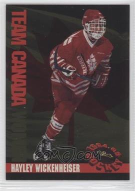 1994-95 Classic Women of Hockey #W13 - Hayley Wickenheiser