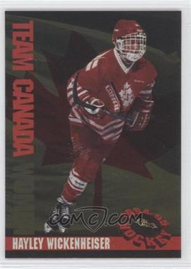 1994-95 Classic Women of Hockey #W13 - Hayley Wickenheiser