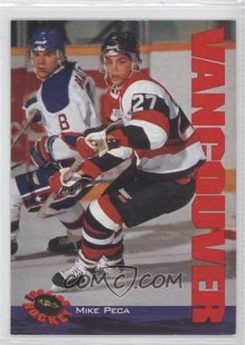 1994-95 Classic #116 - Mike Peca