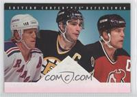 Scott Stevens, Ray Bourque, Brian Leetch