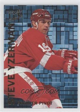1994-95 Fleer Ultra Premier Pivot #10 - Steve Yzerman