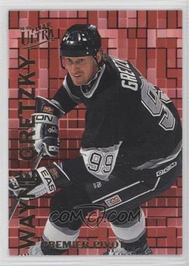 1994-95 Fleer Ultra Premier Pivot #4 - Wayne Gretzky