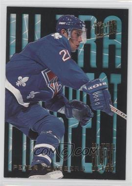 1994-95 Fleer Ultra Prospect #1 - Peter Forsberg