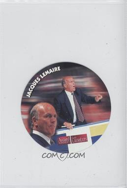 1994-95 Kraft Discs - [Base] #JALE - Jacques Lemaire