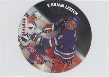 1994-95 Kraft Discs #2 - Brian Leetch