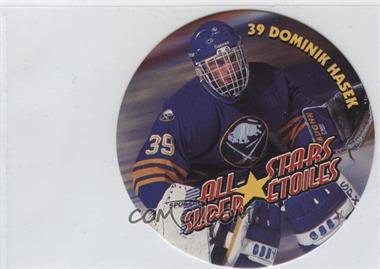 1994-95 Kraft Discs #39 - Dominik Hasek