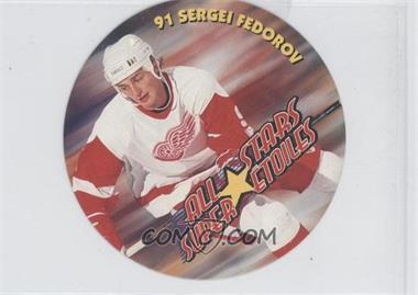 1994-95 Kraft Discs #91 - Sergei Fedorov