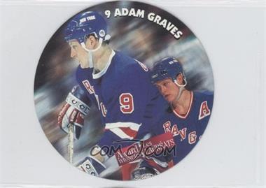 1994-95 Kraft Discs #N/A - Adam Graves