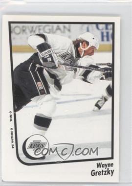 1994-95 Panini Album Stickers [???] #172 - Wayne Gretzky