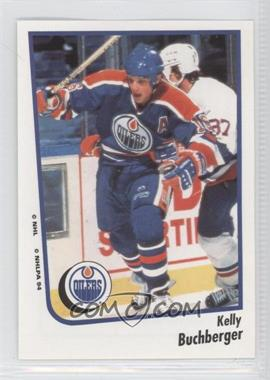 1994-95 Panini Album Stickers #201 - Kelly Buchberger