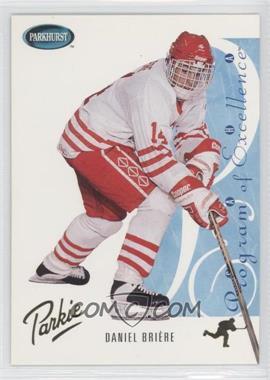 1994-95 Parkhurst SE - [Base] - Gold Parkie #SE261 - Daniel Briere