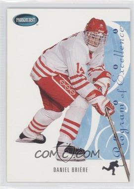 1994-95 Parkhurst SE [???] #SE261 - Daniel Briere