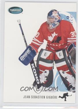 1994-95 Parkhurst SE [???] #SE270 - Jean-Sebastien Giguere