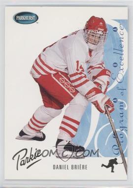 1994-95 Parkhurst SE Gold Parkie #SE261 - Daniel Briere