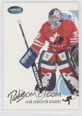 1994-95 Parkhurst SE Gold Parkie #SE270 - Jean-Sebastien Giguere