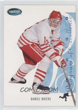 1994-95 Parkhurst SE #SE261 - Daniel Briere