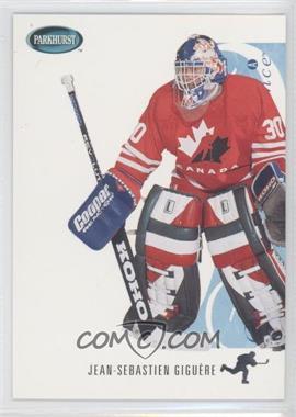 1994-95 Parkhurst SE #SE270 - Jean-Sebastien Giguere