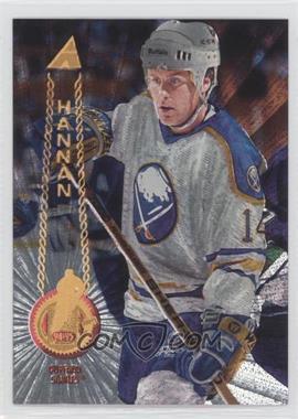 1994-95 Pinnacle - [Base] - Rink Collection #446 - Dave Hannan