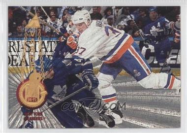 1994-95 Pinnacle - [Base] - Rink Collection #456 - Dennis Vaske