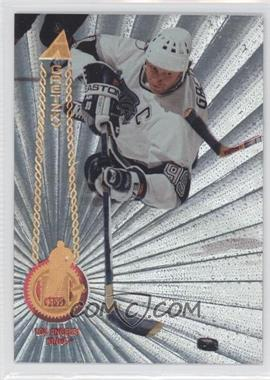 1994-95 Pinnacle Rink Collection #200 - Wayne Gretzky