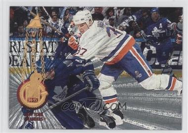 1994-95 Pinnacle Rink Collection #456 - Dennis Vaske