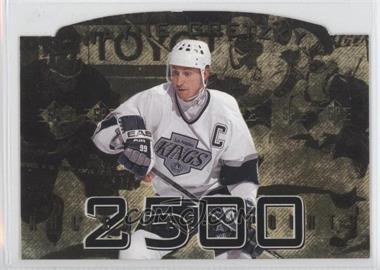 1994-95 SP - Wayne Gretzky 2500 Points #N/A - Wayne Gretzky