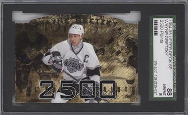 1994-95 SP - Wayne Gretzky 2500 Points #N/A - Wayne Gretzky [SGC88]