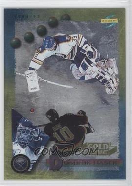 1994-95 Score Gold Line #78 - Dominik Hasek