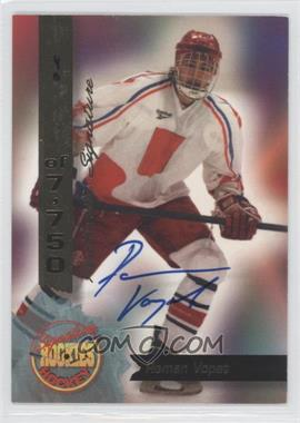 1994-95 Signature Rookies Authentic Signature [Autographed] #2 - Roman Vopat /7750