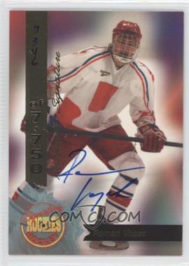 1994-95 Signature Rookies Authentic Signature [Autographed] #2 - Roman Vopat /7750