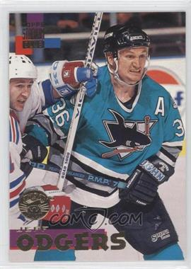 1994-95 Topps Stadium Club Stanley Cup Super Team #11 - Jeff Odgers