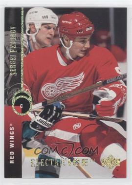 1994-95 Upper Deck Electric Ice #37 - Sergei Fedorov