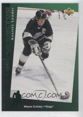 1994-95 Upper Deck Predictor Green #R19 - Wayne Gretzky