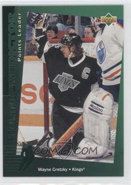 1994-95 Upper Deck Predictor Retail #R21 - Wayne Gretzky